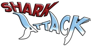 Shark Attack-Logo