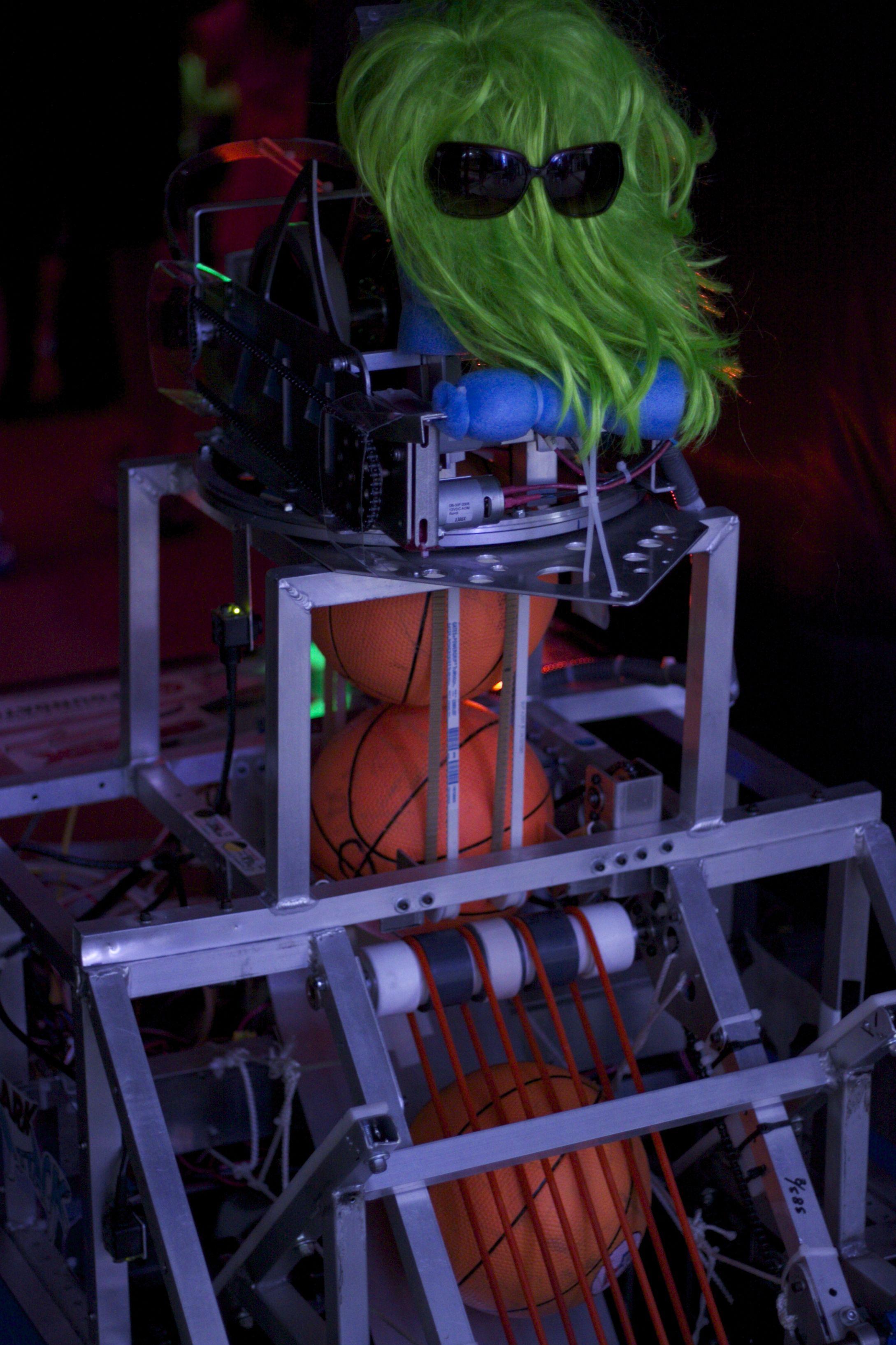 Robot VBS